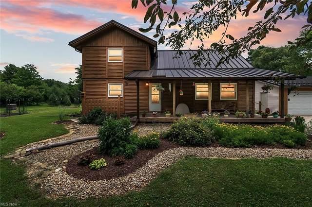 848 Forman Road, Austinburg, OH 44010 (MLS #4292982) :: The Art of Real Estate