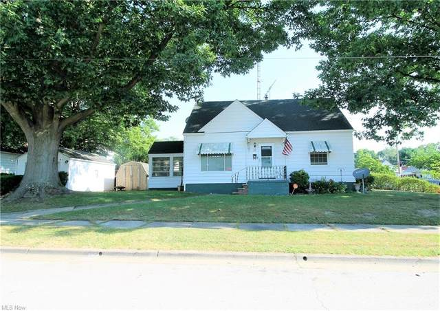 77 Bannock Street, Akron, OH 44310 (MLS #4293036) :: The Holden Agency
