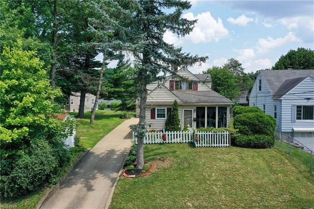 1299 Oakland Avenue, Akron, OH 44310 (MLS #4293133) :: The Holden Agency