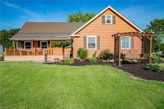 9180 Bender Road, North Ridgeville, OH 44039 (MLS #4293236) :: The Art of Real Estate