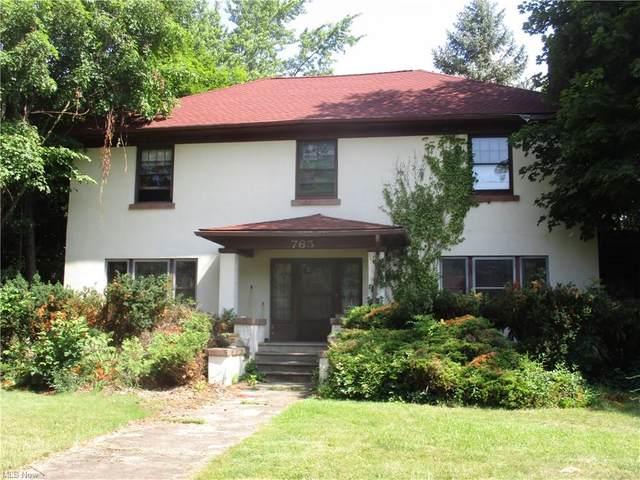 765 E Main Street, Ravenna, OH 44266 (MLS #4293271) :: The Art of Real Estate