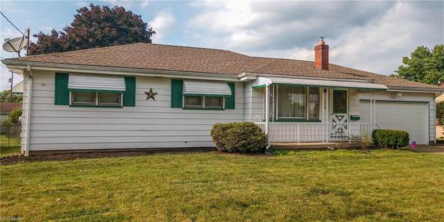 1782 Palo Verde Drive, Youngstown, OH 44514 (MLS #4293349) :: RE/MAX Trends Realty