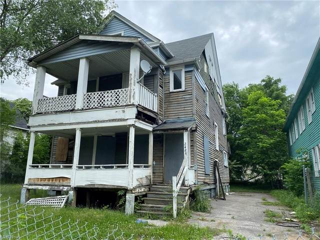 2483 E 89th Street, Cleveland, OH 44104 (MLS #4293405) :: RE/MAX Edge Realty