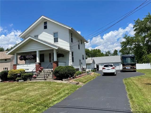 1592 Carson Salt Springs, Warren, OH 44481 (MLS #4293739) :: RE/MAX Trends Realty