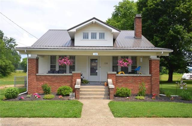 138 4th Street, Frazeysburg, OH 43822 (MLS #4293851) :: The Holden Agency