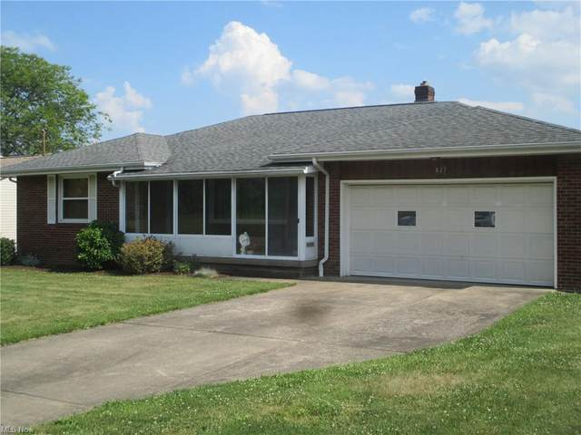 827 Tenney Avenue, Campbell, OH 44405 (MLS #4293905) :: RE/MAX Trends Realty