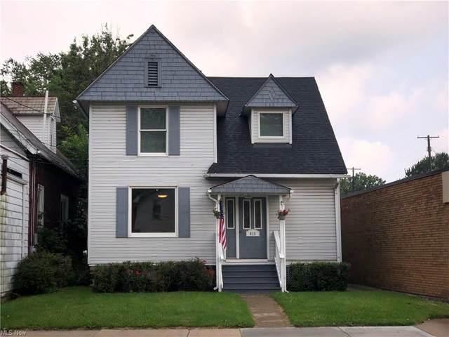 615 Lake Avenue, Ashtabula, OH 44004 (MLS #4293931) :: Select Properties Realty