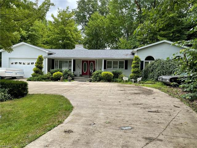 127 Myrtle Avenue, Cortland, OH 44410 (MLS #4294016) :: The Holden Agency