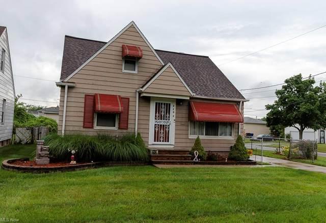 4250 E 189th Street, Cleveland, OH 44128 (MLS #4294104) :: Tammy Grogan and Associates at Keller Williams Chervenic Realty