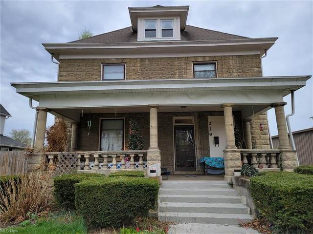 219 S 3rd Street, Coshocton, OH 43812 (MLS #4294107) :: TG Real Estate