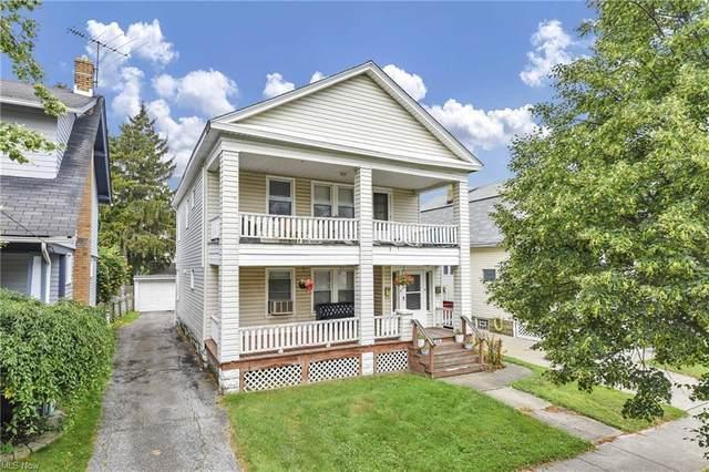 1518 Lakeland Avenue, Lakewood, OH 44107 (MLS #4294267) :: TG Real Estate