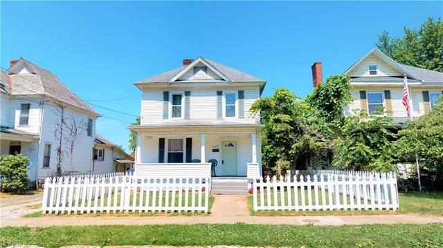 2407 Oak Street, Parkersburg, WV 26101 (MLS #4294300) :: The Holden Agency