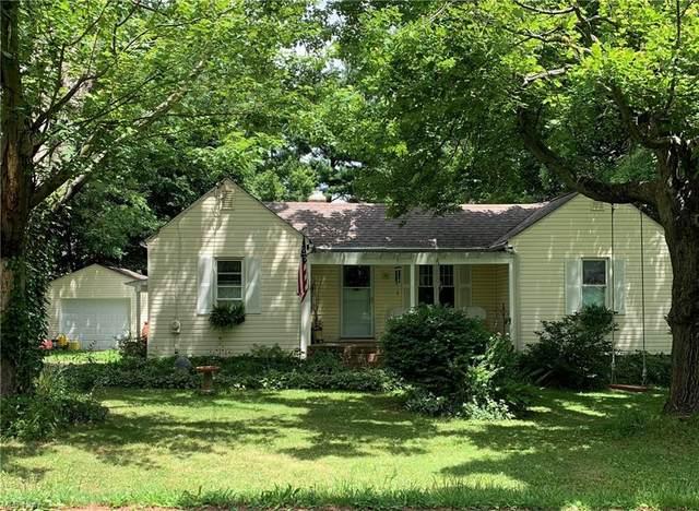 3539 Carper Avenue, Akron, OH 44312 (MLS #4294361) :: The Art of Real Estate