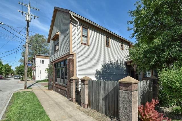 1154 Rowley Avenue, Cleveland, OH 44109 (MLS #4294645) :: Tammy Grogan and Associates at Keller Williams Chervenic Realty