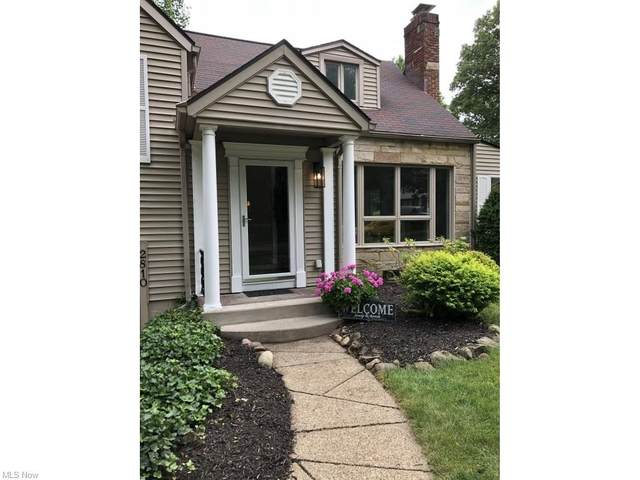 2810 Park Drive S, Silver Lake, OH 44224 (MLS #4294664) :: The Holden Agency