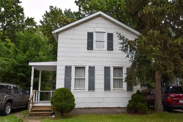 114 Nebraska Street, Painesville, OH 44077 (MLS #4294683) :: The Art of Real Estate