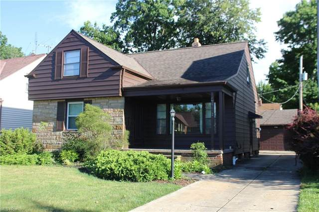 23912 E Silsby Road, Beachwood, OH 44122 (MLS #4294977) :: The Holden Agency