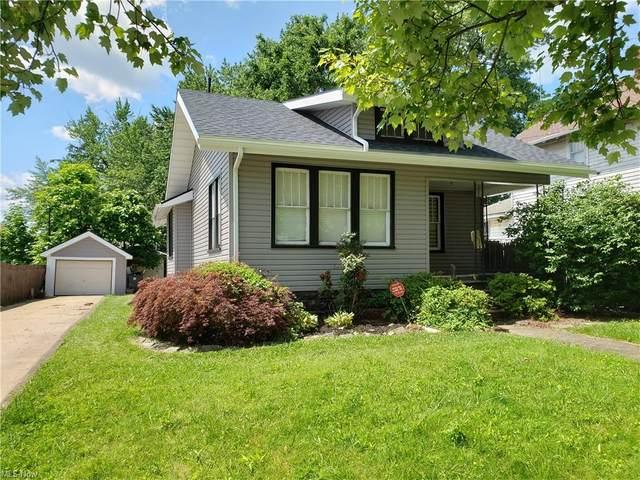1206 Francis Avenue SE, Warren, OH 44484 (MLS #4295039) :: Tammy Grogan and Associates at Keller Williams Chervenic Realty