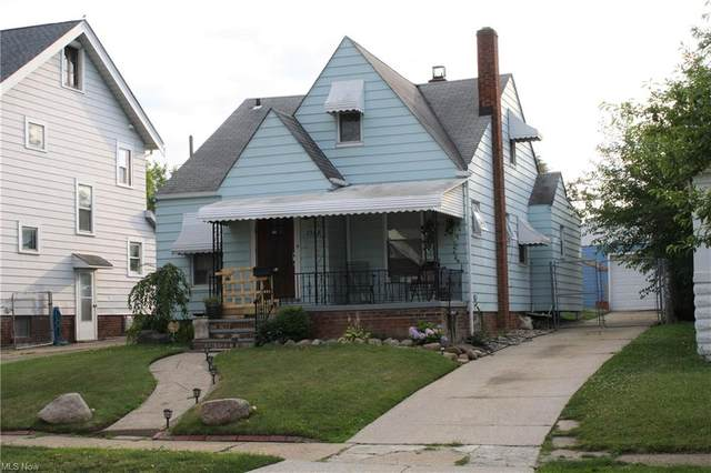 3568 W 135th Street, Cleveland, OH 44111 (MLS #4295120) :: The Holden Agency