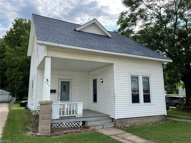 254 Lake Avenue, Elyria, OH 44035 (MLS #4295142) :: The Art of Real Estate