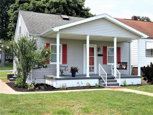 2323 Cypress Street, Parkersburg, WV 26101 (MLS #4295331) :: RE/MAX Trends Realty