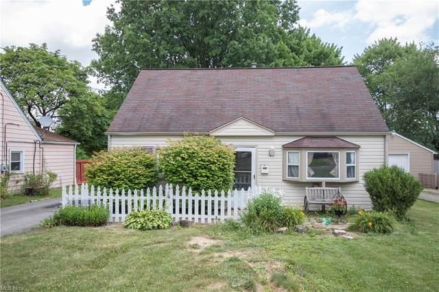 231 S Roanoke Avenue, Austintown, OH 44515 (MLS #4295438) :: The Art of Real Estate