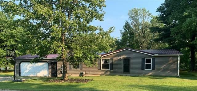 4741 N Lake Road, West Farmington, OH 44491 (MLS #4295566) :: The Holden Agency