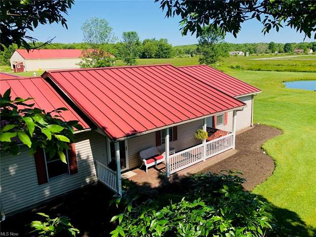 1525 State Route 46 S, Jefferson, OH 44047 (MLS #4295617) :: The Holden Agency