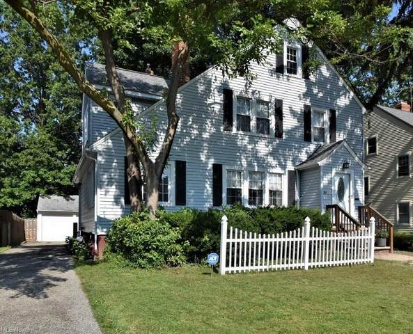 932 Beverly Road, Cleveland Heights, OH 44121 (MLS #4295626) :: The Holden Agency
