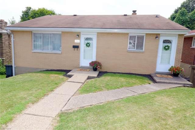 2642 Alvarado Boulevard, Steubenville, OH 43952 (MLS #4295689) :: Select Properties Realty