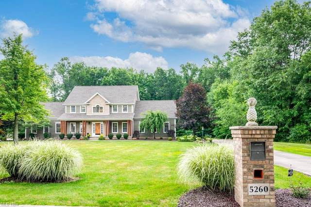 5260 Revere Run, Canfield, OH 44406 (MLS #4295747) :: The Holden Agency
