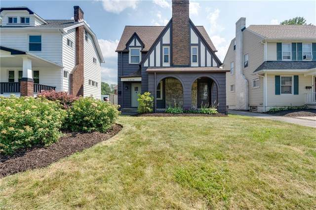 3424 Lownesdale Road, Cleveland Heights, OH 44112 (MLS #4295763) :: The Holden Agency