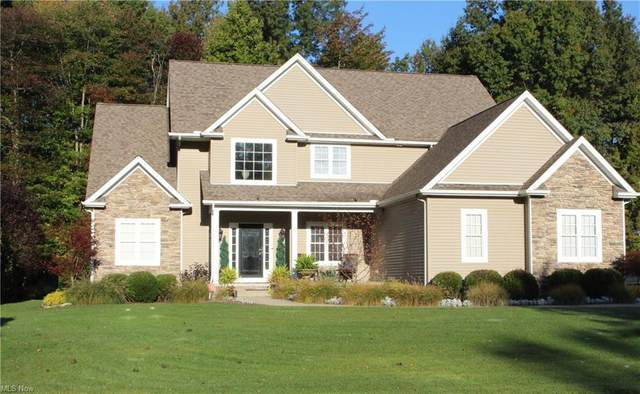 312 Copperlake W, Cortland, OH 44410 (MLS #4295788) :: The Holden Agency