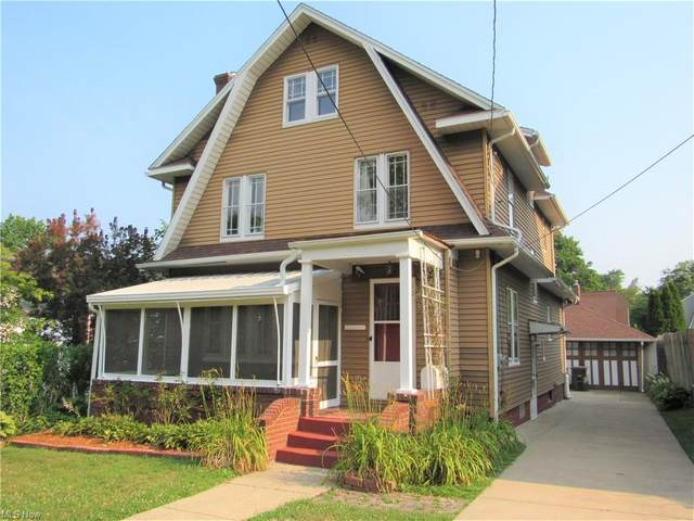 173 Marvin Avenue, Akron, OH 44302 (MLS #4295866) :: The Holden Agency