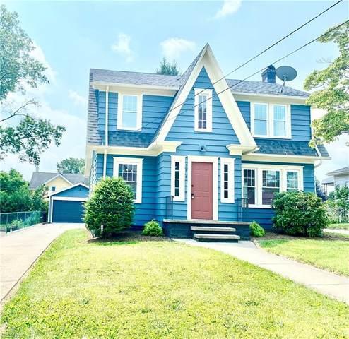 374 E Baird Avenue, Barberton, OH 44203 (MLS #4295877) :: Select Properties Realty