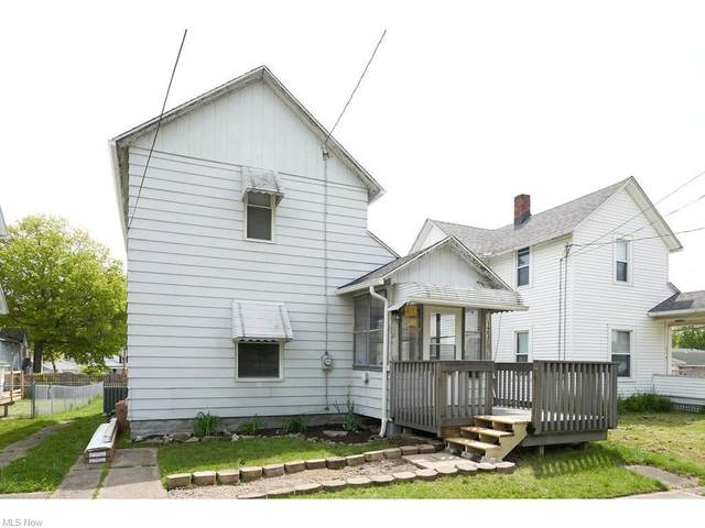123 19th Street NW, Barberton, OH 44203 (MLS #4295999) :: The Art of Real Estate