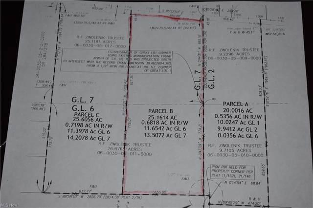 St. Rt. 18 (Parcel B), Wakeman, OH 44889 (MLS #4296074) :: Tammy Grogan and Associates at Keller Williams Chervenic Realty