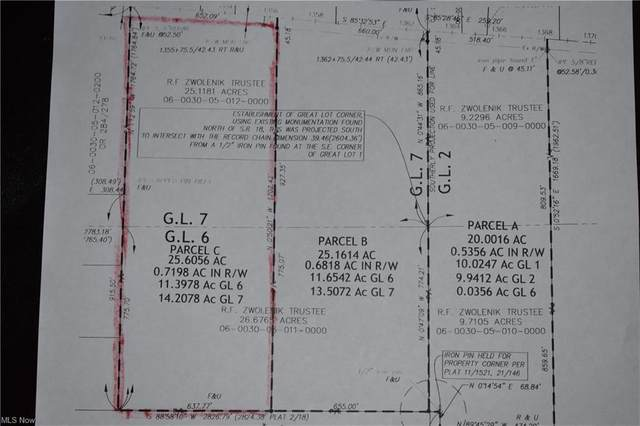 St. Rt. 18 (Parcel C), Wakeman, OH 44889 (MLS #4296102) :: Tammy Grogan and Associates at Keller Williams Chervenic Realty