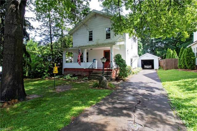329 Ihrig Avenue, Wooster, OH 44691 (MLS #4296160) :: The Holly Ritchie Team