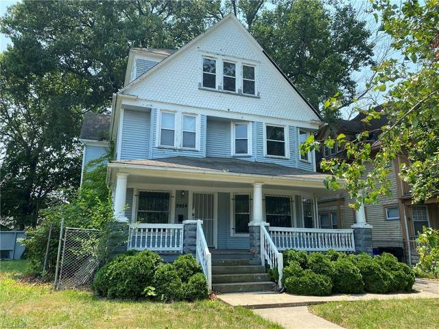 9924 Westchester Avenue, Cleveland, OH 44108 (MLS #4296269) :: The Art of Real Estate