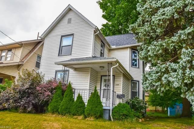 1337 24th Street NW, Canton, OH 44709 (MLS #4296403) :: Tammy Grogan and Associates at Keller Williams Chervenic Realty