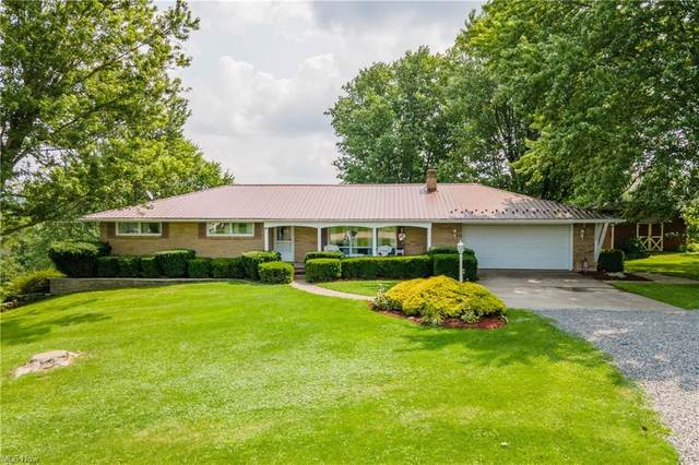 5217 State Route 152, Richmond, OH 43944 (MLS #4296548) :: Tammy Grogan and Associates at Keller Williams Chervenic Realty