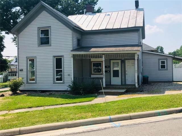 101 Prospect Street, Lodi, OH 44254 (MLS #4296641) :: Keller Williams Chervenic Realty