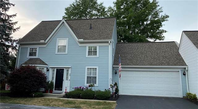20 Hudson Common Drive #20, Hudson, OH 44236 (MLS #4296696) :: The Holly Ritchie Team