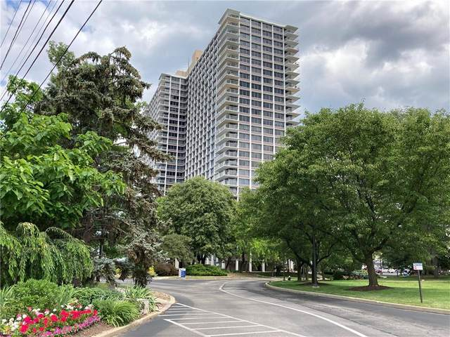 12700 Lake Avenue #1307, Lakewood, OH 44107 (MLS #4296761) :: The Holly Ritchie Team