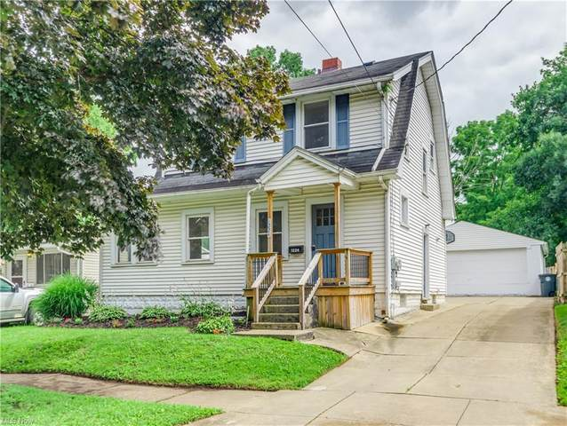 1224 Carey Avenue, Akron, OH 44314 (MLS #4296771) :: The Art of Real Estate