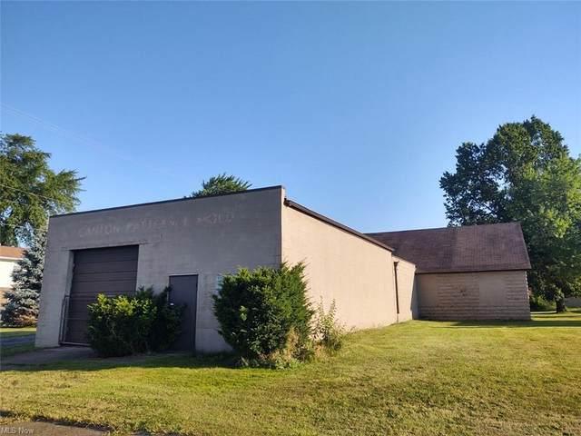 914 Sylvan Court NE, Canton, OH 44705 (MLS #4296835) :: The Art of Real Estate