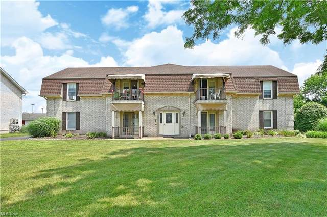 882 Pearson Circle #4, Youngstown, OH 44512 (MLS #4296977) :: Tammy Grogan and Associates at Keller Williams Chervenic Realty