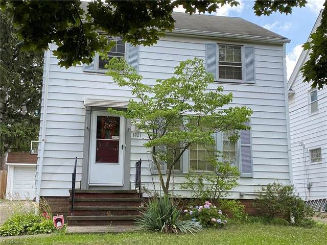 1921 Tampa Avenue, Cleveland, OH 44109 (MLS #4297009) :: The Jess Nader Team   REMAX CROSSROADS