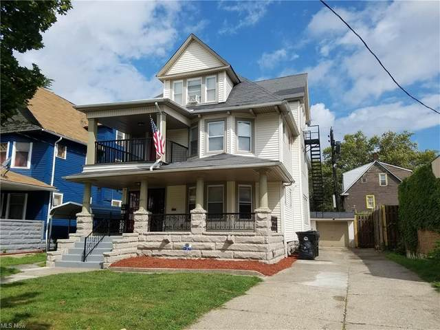 10409 Ostend Avenue, Cleveland, OH 44108 (MLS #4297047) :: The Art of Real Estate